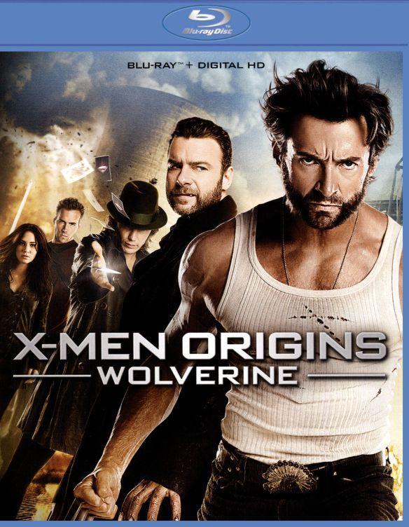 X-Men Origins: Wolverine [Blu-ray] [2009] 5711628
