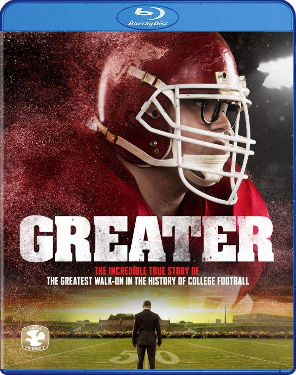 Greater [Blu-ray] [2016] 5711655