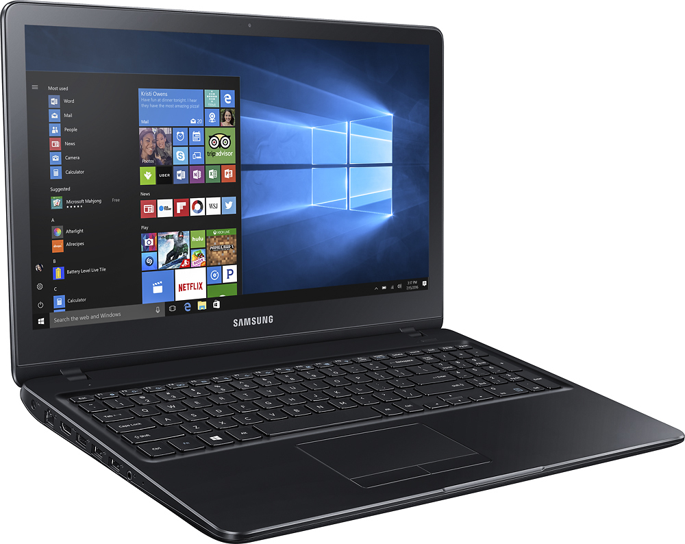 Notebook samsung geforce