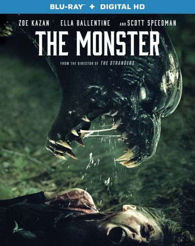 The Monster [Blu-ray] [2016] 5712087