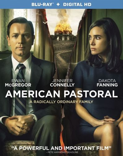American Pastoral [Includes Digital Copy] [UltraViolet] [Blu-ray] [2016] 5712090