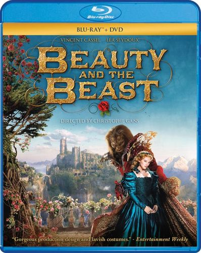 Beauty and the Beast [Blu-ray] [2 Discs] [2014] 5712117