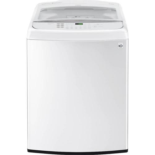 LG - 5.0 Cu. Ft. 12-Cycle Top-Loading Washer - White 5712152