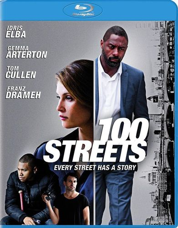 100 Streets [Blu-ray] [2016] 5712205