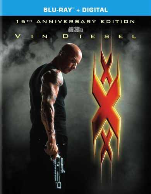 XXX [Includes Digital Copy] [UltraViolet] [Anniversary Edition] [Blu-ray] [2002] 5712207