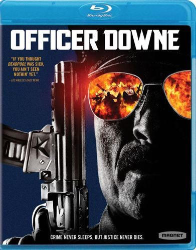 Officer Downe [Blu-ray] [2016] 5712208