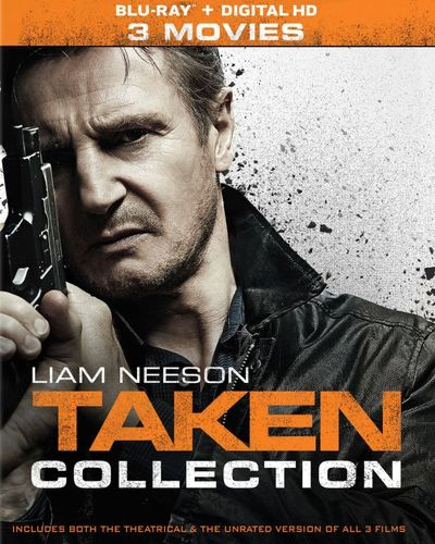Taken Collection [Includes Digital Copy] [Blu-ray] 5712233