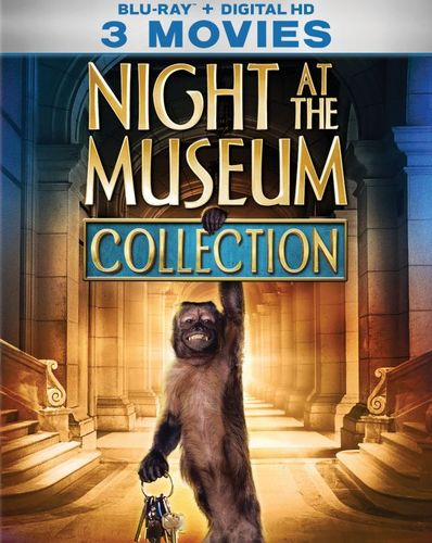 Night at the Museum Collection [Includes Digital Copy] [Blu-ray] 5712237