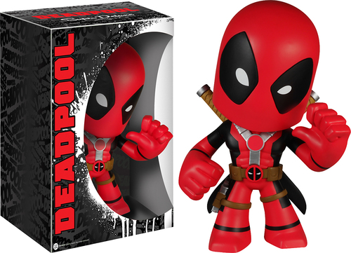 Funko - Super Deluxe: Marvel - Deadpool 5712355