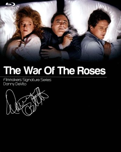 The War of the Roses [Filmmaker Signature Series] [Blu-ray] [1989] 5712456