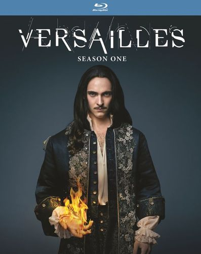 Versailles: Season One [Blu-ray] [2 Discs] 5712623