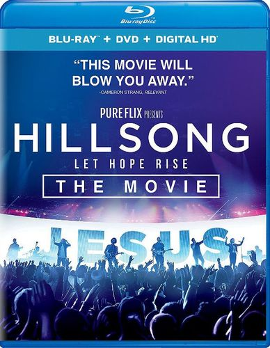 Hillsong: Let Hope Rise [Includes Digital Copy] [UltraViolet] [Blu-ray/DVD] [2 Discs] [2016] 5712624
