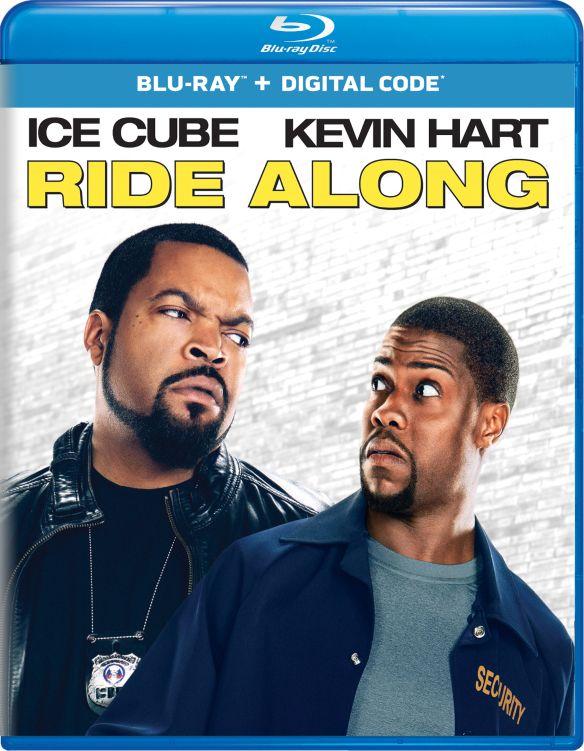 Ride Along [Includes Digital Copy] [UltraViolet] [Blu-ray] [2014] 5712637