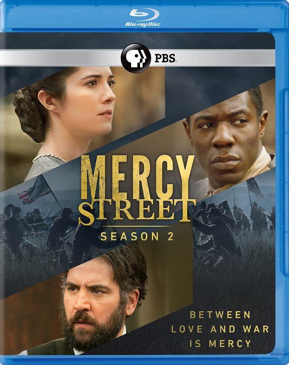 Mercy Street: Season 2 [Blu-ray] 5712655