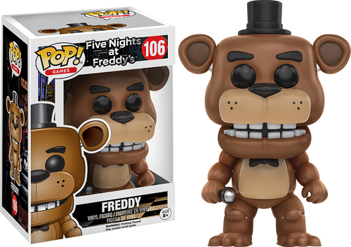 Funko - Pop! Games Five Nights at Freddy's: Freddy 5713017