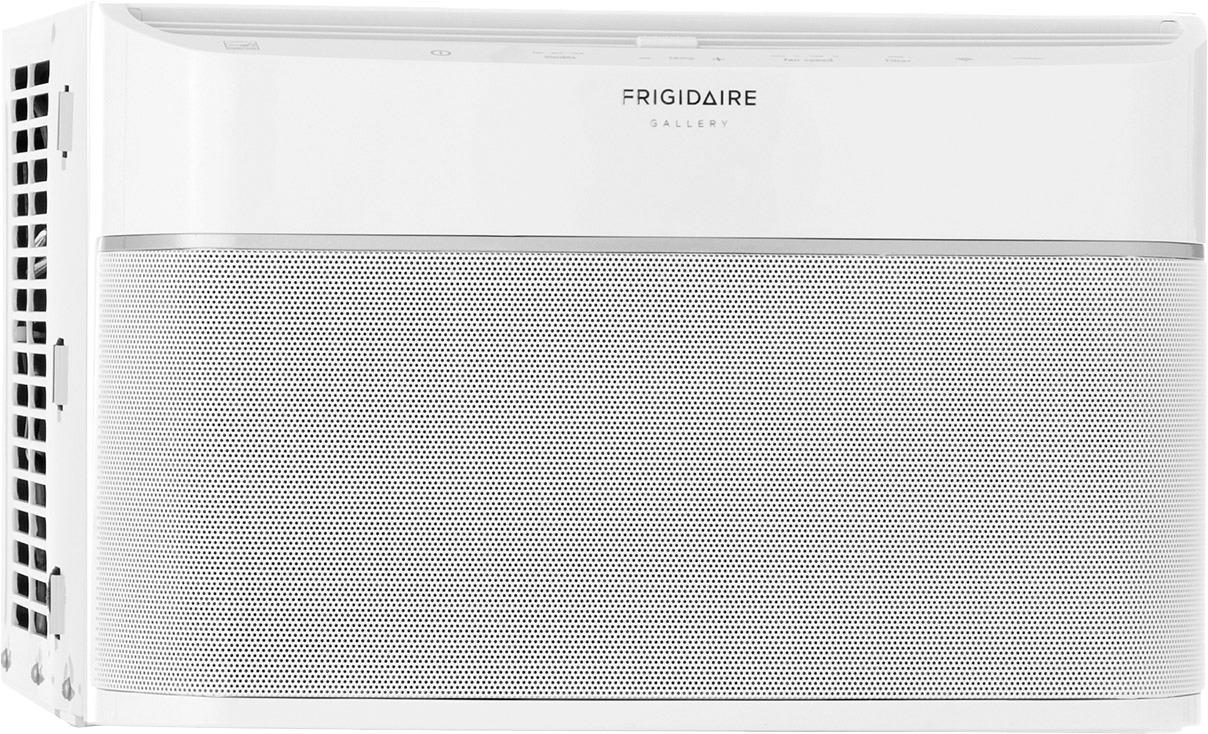 Frigidaire - Gallery 550 Sq. Ft 12,000 BTU Smart Window Air Conditioner - White 5713032