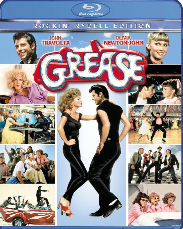 Grease [Blu-ray] [1978] 5713131