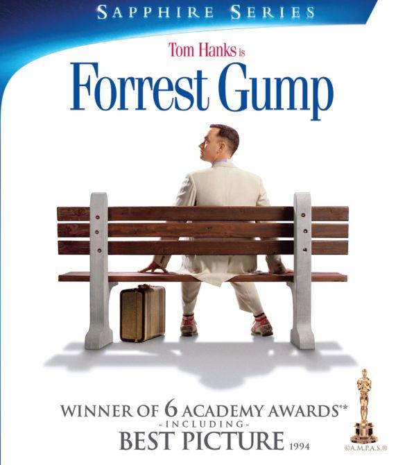 Forrest Gump [Blu-ray] [1994] 5713133