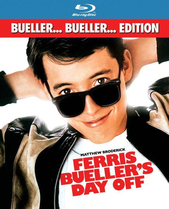 Ferris Bueller's Day Off [Blu-ray] [1986] 5713134