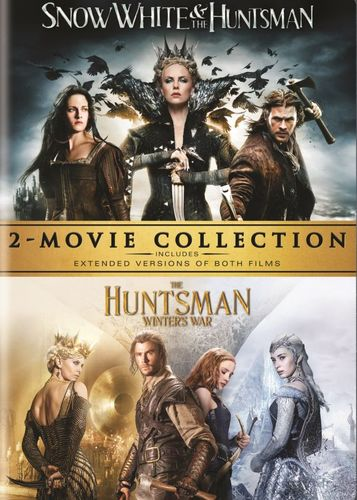 2-Movie Collection: Snow White and the Huntsman/The Huntsman: Winter's War [DVD] 5713144