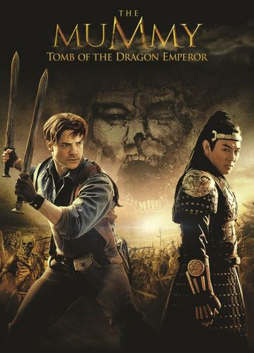 The Mummy: Tomb of the Dragon Emperor [DVD] [2008] 5713150