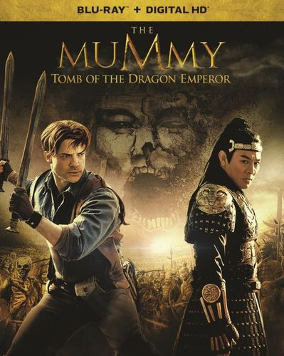 The Mummy: Tomb of the Dragon Emperor [Includes Digital Copy] [UltraViolet] [Blu-ray] [2008] 5713164