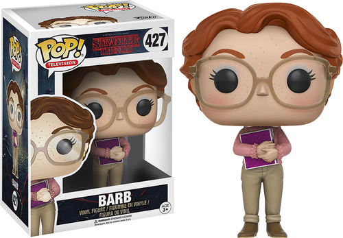 Funko - POP! TV Stranger Things: Barb