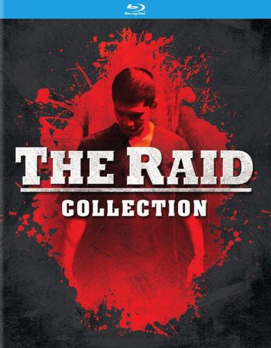 The Raid 2/The Raid: Redemption [Blu-ray] [2 Discs] 5714259