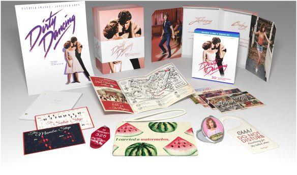 Dirty Dancing [30th Anniversary] [Collector's Box] [Blu-ray] [1987] 5714325