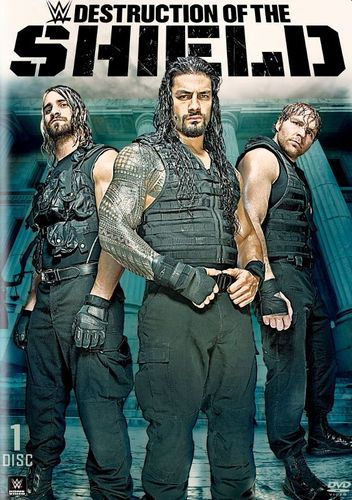 WWE: The Destruction of the Shield [DVD] [2015] 5714339