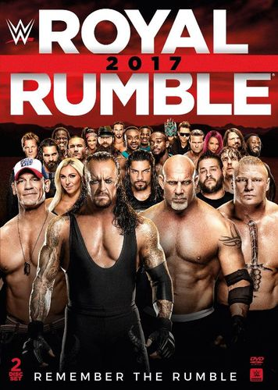 WWE: Royal Rumble 2017 [DVD] [2017] 5714340