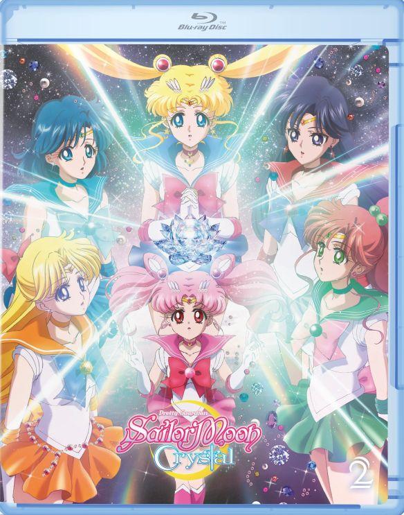 Sailor Moon Crystal: Set 2 [Blu-ray] [4 Discs] 5714344