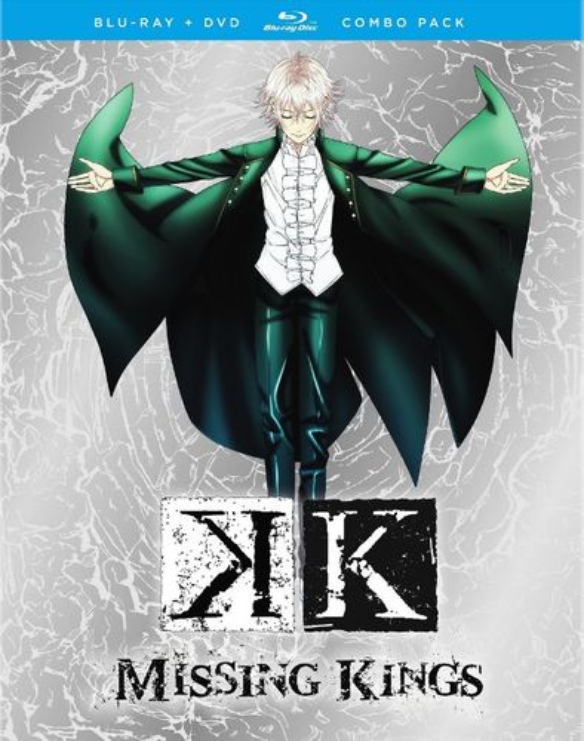 K Missing Kings [Blu-ray/DVD] [2 Discs] 5714346