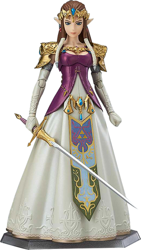 Good Smile Company - figma Zelda: Twilight Princess ver. Figure 5714418