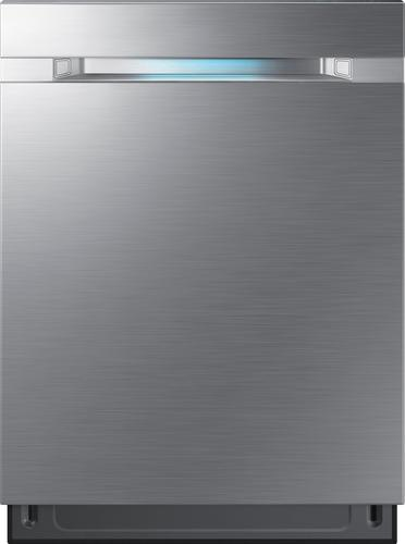 "Samsung DW80M9550US DW80M9550US/AA 24"" Fully Integrated Top Control Stainless Steel Dishwasher"