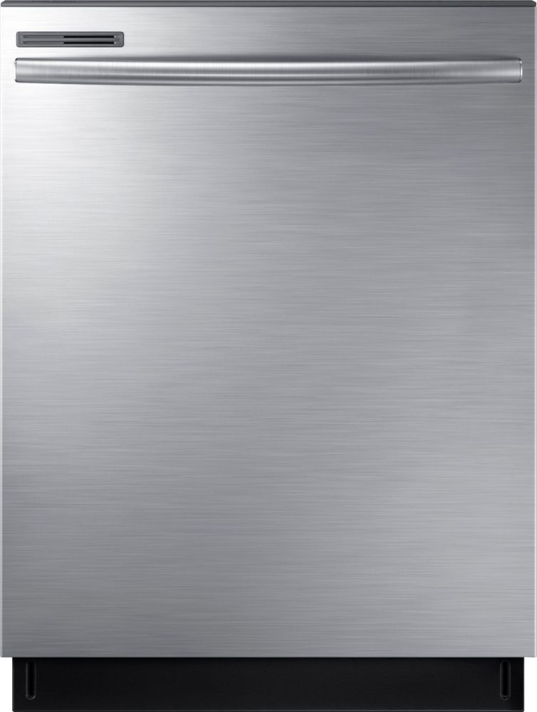 """Samsung 24"""" Top Control Tall Tub Built-In Dishwasher Stainless steel DW80M2020US"""