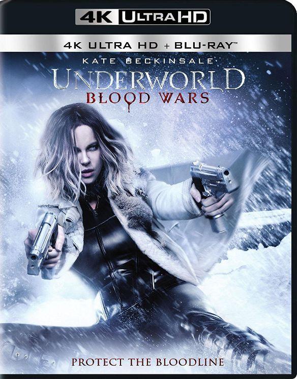 Underworld: Blood Wars [Includes Digital Copy] [4K Ultra HD Blu-ray/Blu-ray] [2016] 5714473
