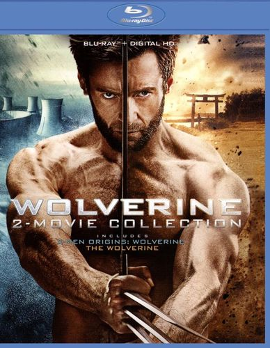 Wolverine: 2-Movie Collection [Blu-ray] [2 Discs] 5714795