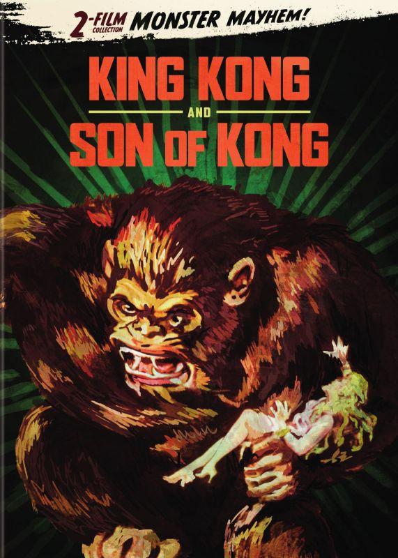 King Kong/Son of Kong [DVD] 5714802