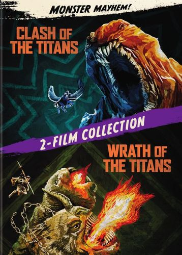 Clash of the Titans/Wrath of the Titans [DVD] 5714803