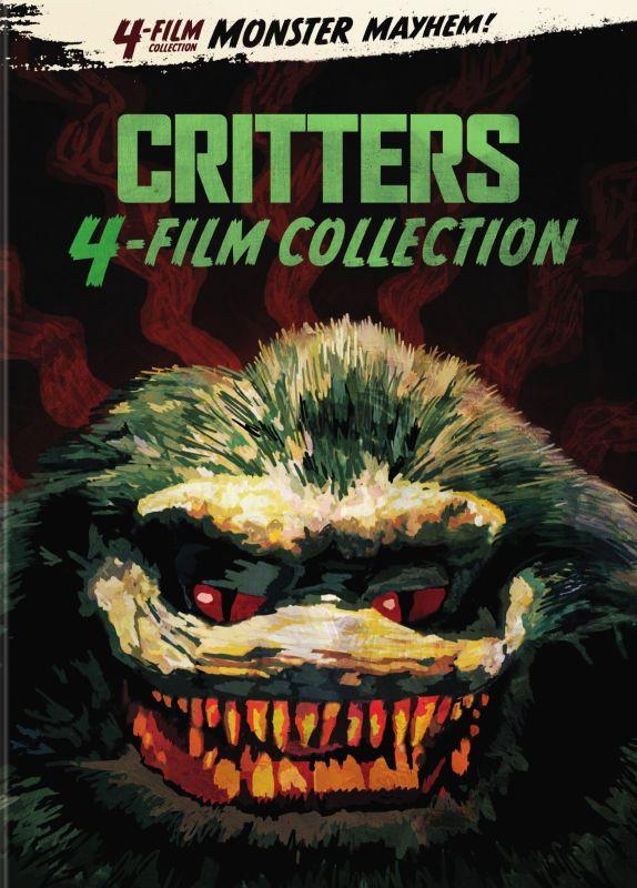 4 Film Favorites: Critters 1-4 [DVD] 5714807