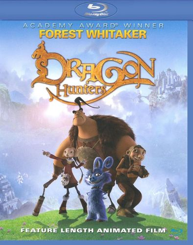 Dragon Hunters [Blu-ray] [2008] 5715428