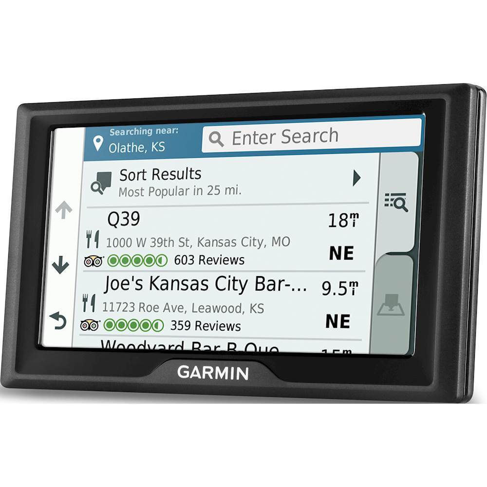 Garmin Drive 61 LM 61 GPS with Lifetime US and Canada Map