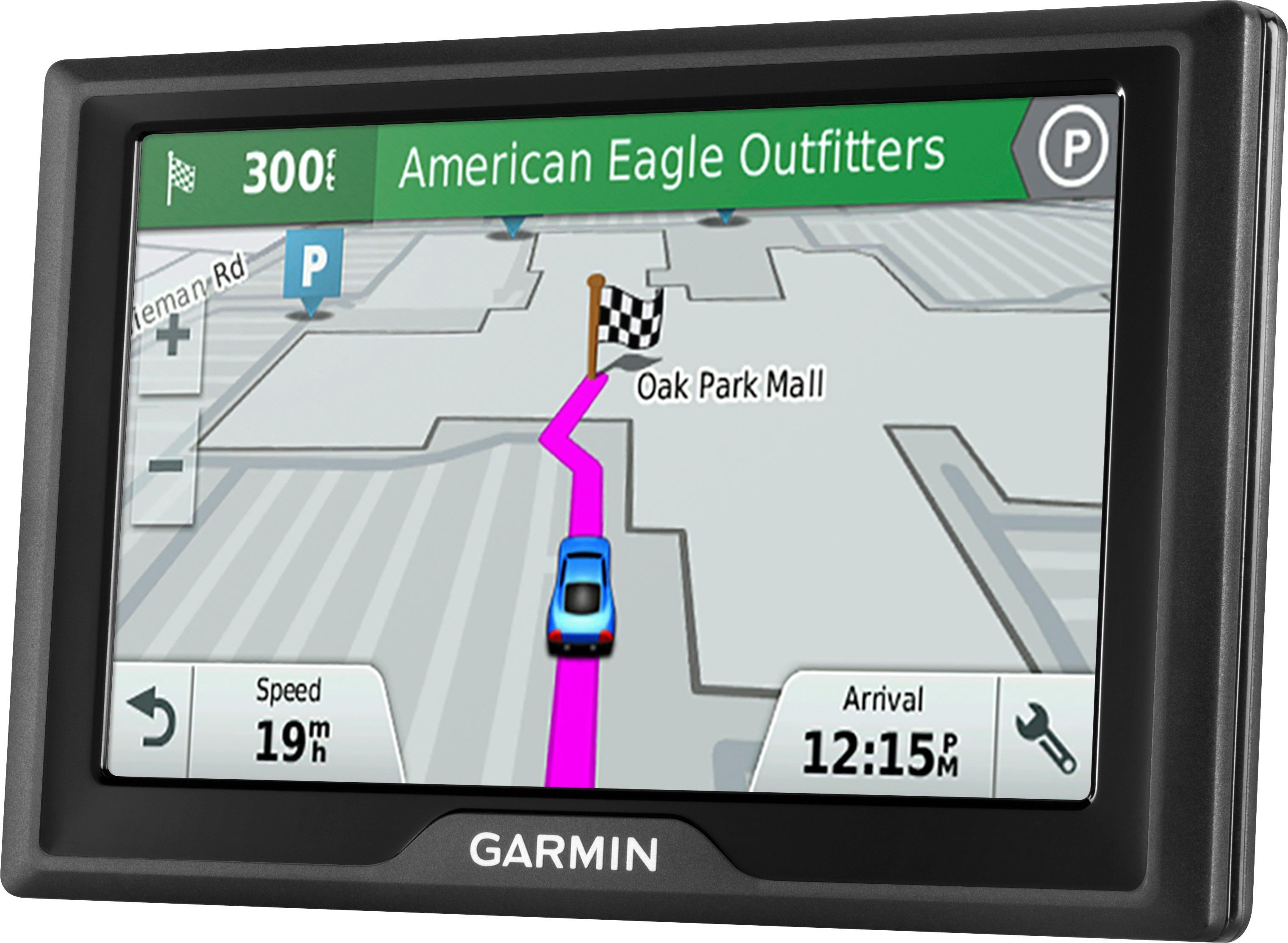 Garmin Drive LM GPS With Lifetime Map Updates Black - Best garmin lm models us maps