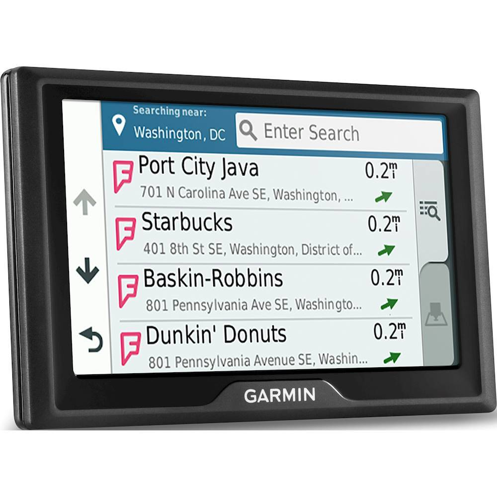 Garmin Drive 51 LM 5 GPS with Lifetime US and Canada Map Updates