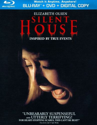 Silent House [Blu-ray] [UltraViolet] [Includes Digital Copy] [2011] 5716345