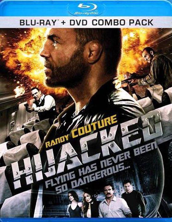 Hijacked [2 Discs] [Blu-ray] [2012] 5716469