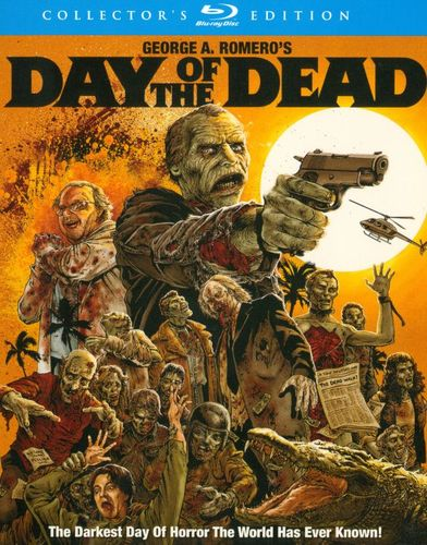 Day of the Dead [Collector's Edition] [Blu-ray] [1985] 5716600