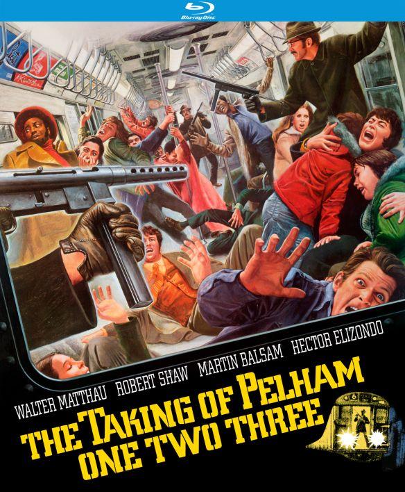 The Taking of Pelham One Two Three [Blu-ray] [1974] 5716900