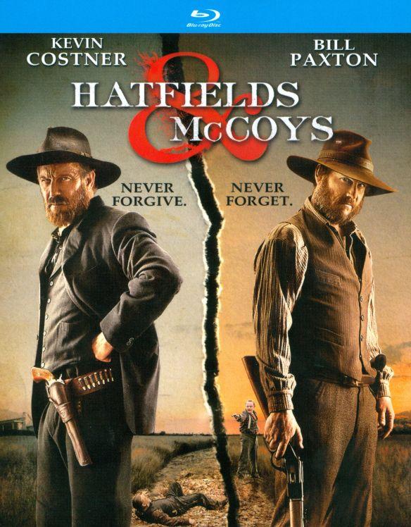 Hatfields & McCoys [2 Discs] [Blu-ray] [2012] 5717399